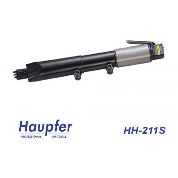 Пневмомолоток игольчатый HAUPFER HH - 211S прямой
