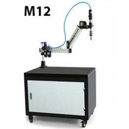 Резьбонарезной пневматический минипулятор Yotomatic YT-12 М3-М12