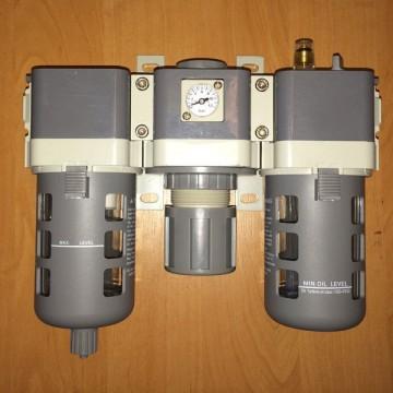 Блок подготовки воздуха АС - 4000А
