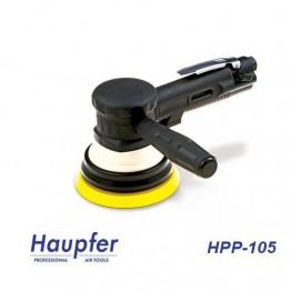 Пневматическая двуручная полировальная машина HAUPFER HPP-105